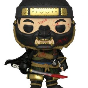 Ghost of Tsushima - Jin Sakai Bloody US Exclusive Pop! Vinyl