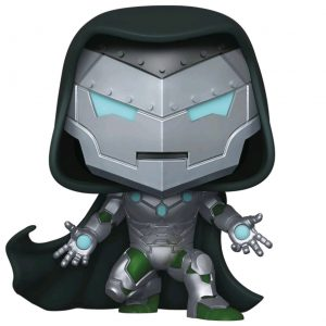 Iron Man - Infamous Iron Man Glow US Exclusive Pop! Vinyl