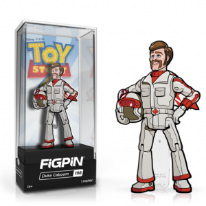 TOY STORY 4 - FIGPIN - DUKE