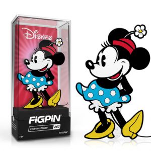 MICKEY AND FRIENDS - FIGPIN - CLASSIC MINNIE