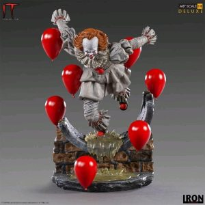 It Chapter 2 - Pennywise Deluxe 1:10 Scale Statue