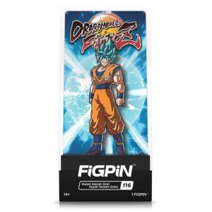 DRAGON BALL Z - FIGPIN - FIGHTERZ GOKU