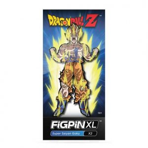 FIGPIN - DRAGON BALL Z - SS GOKU - XL