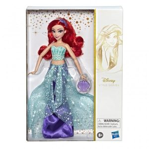 "Disney Princess Collector Style Series 11"" Fashion Doll Ariel"