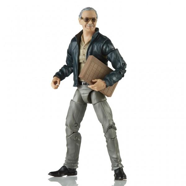 "Marvel Legends Series 80 Years 6"" Action Figure - Stan Lee"