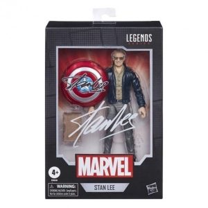 "Marvel Legends Series 80 Years 6"" Action Figure - Stan Lee"