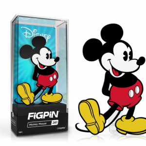 MICKEY AND FRIENDS - FIGPIN - CLASSIC MICKEY