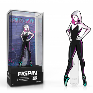 SPIDERMAN: INTO THE SPIDERVERSE - FIGPIN - SPIDER-GWEN
