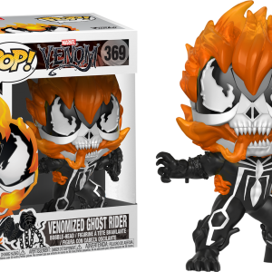 Venom - Venomized Ghost Rider Pop! Vinyl