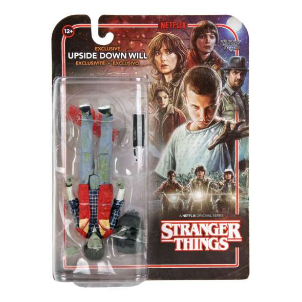 "Stranger Things - Upside Down Will 7"" Action Figure"