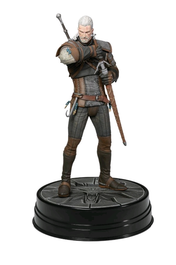 Witcher 3 - Geralt Heart of Stone Deluxe Figure
