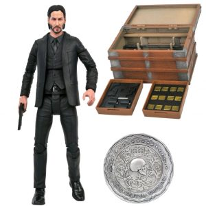 John Wick - Deluxe Action Figure Box Set