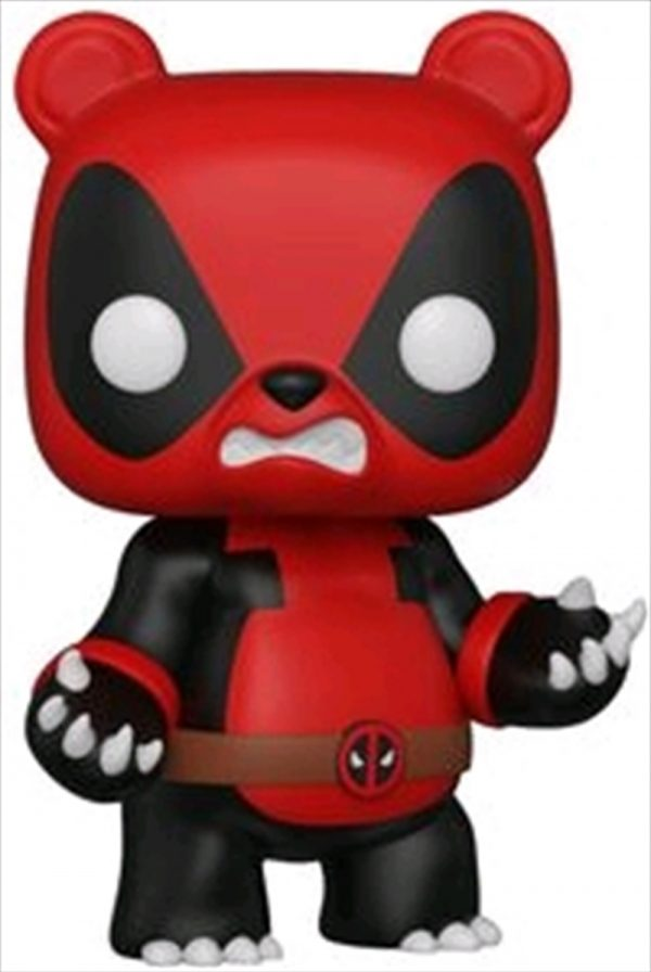 Deadpool - Pandapool (with chase) US Exclusive Pop! Vinyl