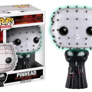 Hellraiser 3: Hell On Earth - Pinhead Glow Pop! Vinyl