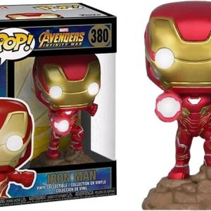 Avengers 3: Infinity War - Iron Man Light Up Pop! Vinyl