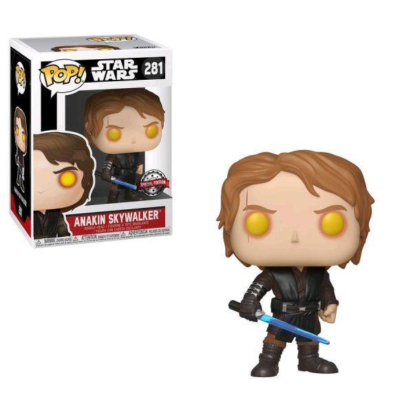 Star Wars - Anakin Skywalker (Dark Side) US Exclusive Pop! Vinyl