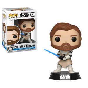 Star Wars: Clone Wars - Obi-Wan Kenobi Pop! Vinyl