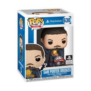 Death Stranding - Sam Porter Bridges in Armor Pop! Vinyl