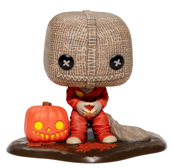 Trick R Treat - Sam with Pumpkin & Sack Pop! Deluxe