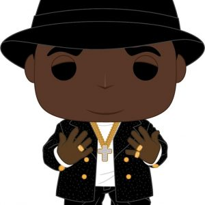 Notorious B.I.G. - Notorious BIG Black Suit Fedora Pop! Vinyl