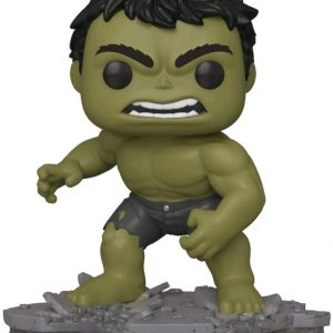 Avengers - Hulk (Assemble) US Exclusive Pop! Deluxe