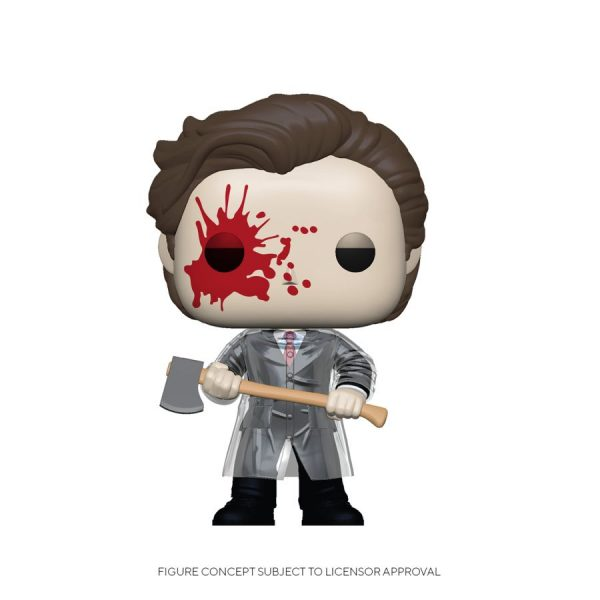 American Psycho - Patrick with Axe (with chase) Pop! Vinyl