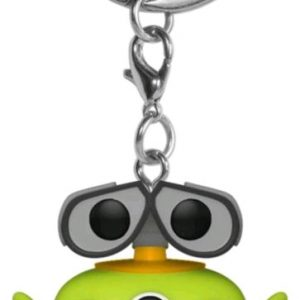 Pixar - Alien Remix Wall-E Pocket Pop! Keychain