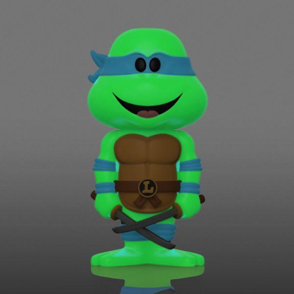 Teenage Mutant Ninja Turtles - Leonardo (with chase) Vinyl Soda