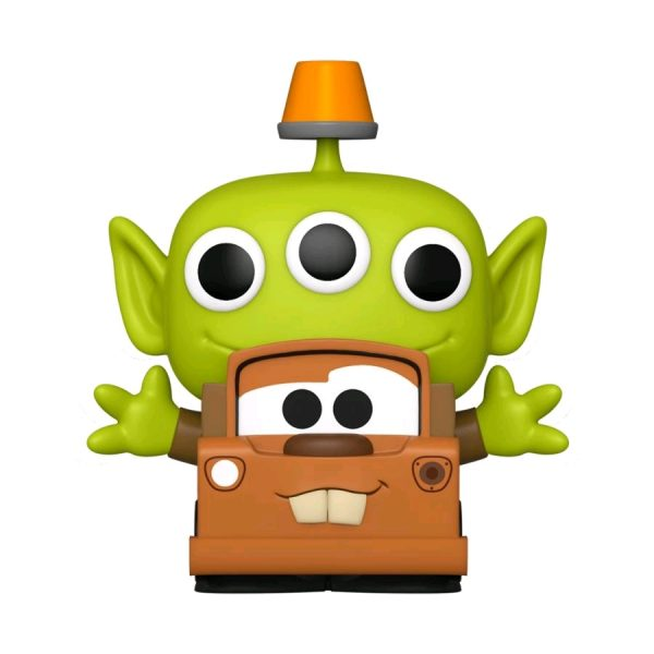 Pixar - Alien Remix Mater Pop! Vinyl