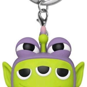 Pixar - Alien Remix Randall Pocket Pop! Keychain