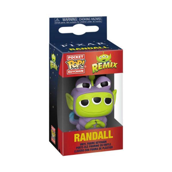 Pixar - Alien Remix Randall Pocket Pop! Keychain