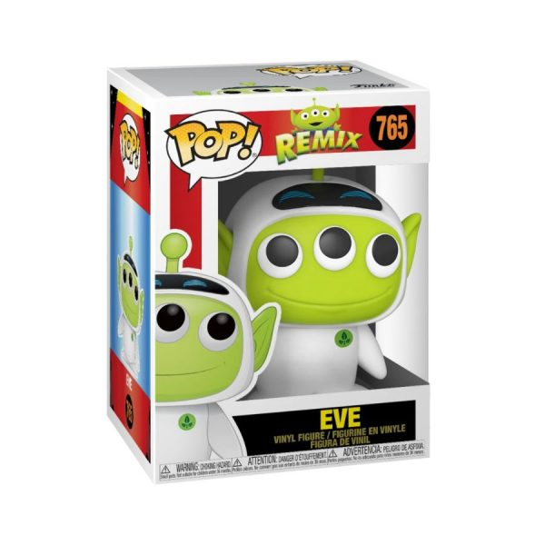 Pixar - Alien Remix Eve Pop! Vinyl