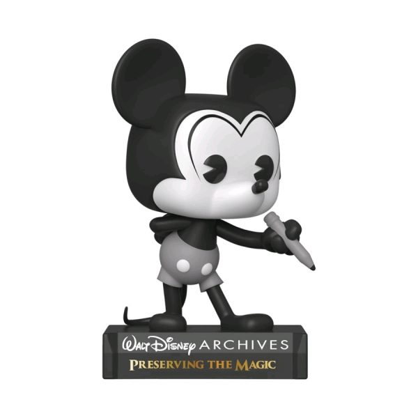 Disney Archives - Plane Crazy Mickey Pop! Vinyl