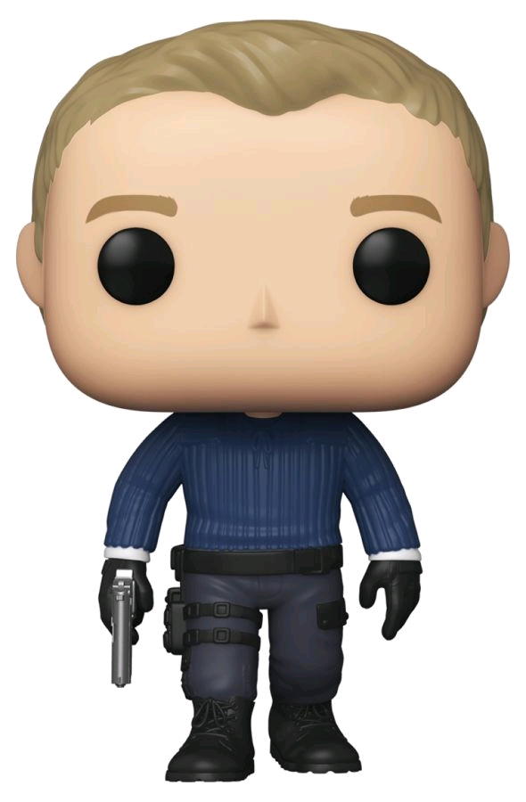 James Bond - Daniel Craig (No Time To Die) Pop! Vinyl
