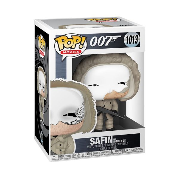 James Bond - Safin Pop! Vinyl