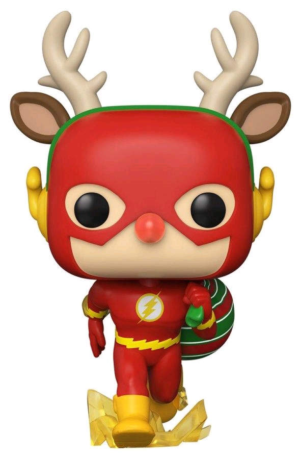 Flash - Flash Rudolph Holiday Pop! Vinyl