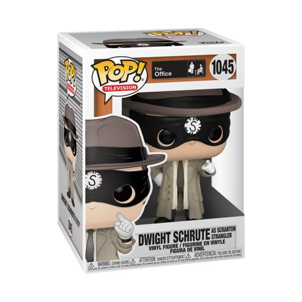 The Office - Dwight the Strangler Pop! Vinyl