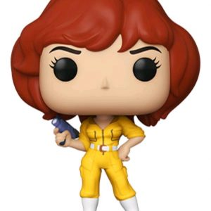 Teenage Mutant Ninja Turtles - April O'Neil Retro Pop! Vinyl