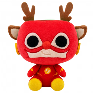 Flash - Rudolph Flash Holiday Plush