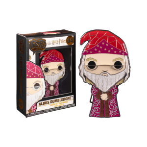 "Harry Potter - Albus Dumbledore 4"" Pop! Enamel Pin"