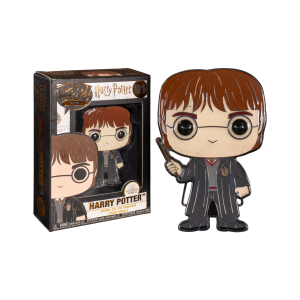 "Harry Potter - Harry Potter 4"" Pop! Enamel Pin"