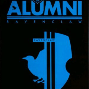 Harry Potter - Alumni Ravenclaw A5 Tin Sign