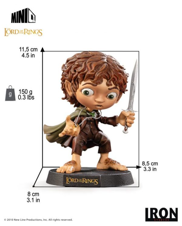 The Lord of the Rings - Frodo Minico Vinyl Figure