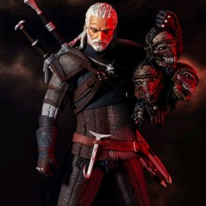 "The Witcher - Geralt 12"" Action Figure"