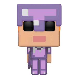Minecraft - Alex with Enchanted Armor US Exclusive Pop! Vinyl
