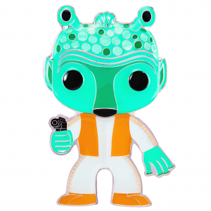 "Star Wars - Greedo 4"" Pop! Enamel Pin"