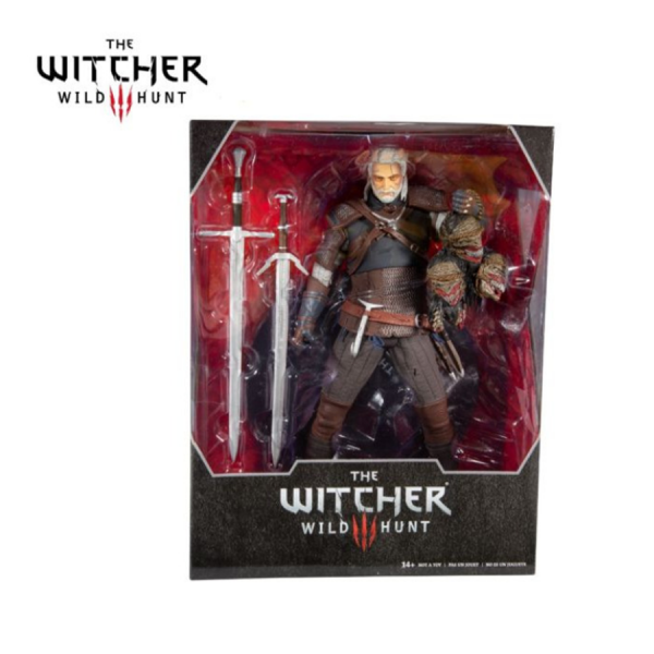 """The Witcher - Geralt 12"""" Action Figure"""