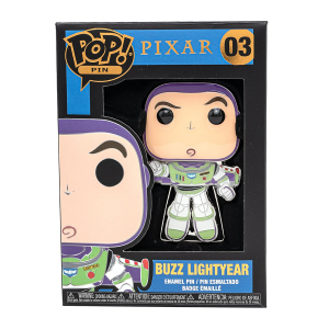 "Toy Story- Buzz Lightyear 4"" Pop! Enamel Pin"
