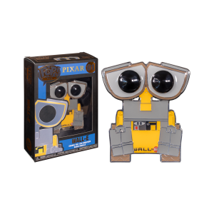 "WALL-E - WALL-E 4"" Pop! Enamel Pin"