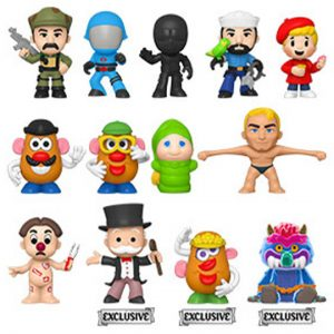 Hasbro - Retro Toys Mystery Minis Specialty US Exclusive Blind Box